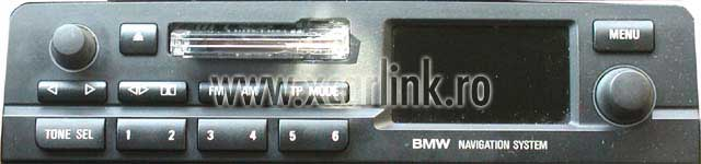 Bmw Navigation System
